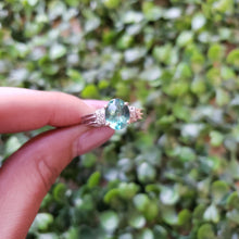 Load image into Gallery viewer, S.S. Mint Apatite Ring