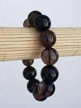 Load image into Gallery viewer, Smokey Quartz Stretch Bracelet