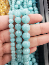 Load image into Gallery viewer, Green Amazonite Beads
