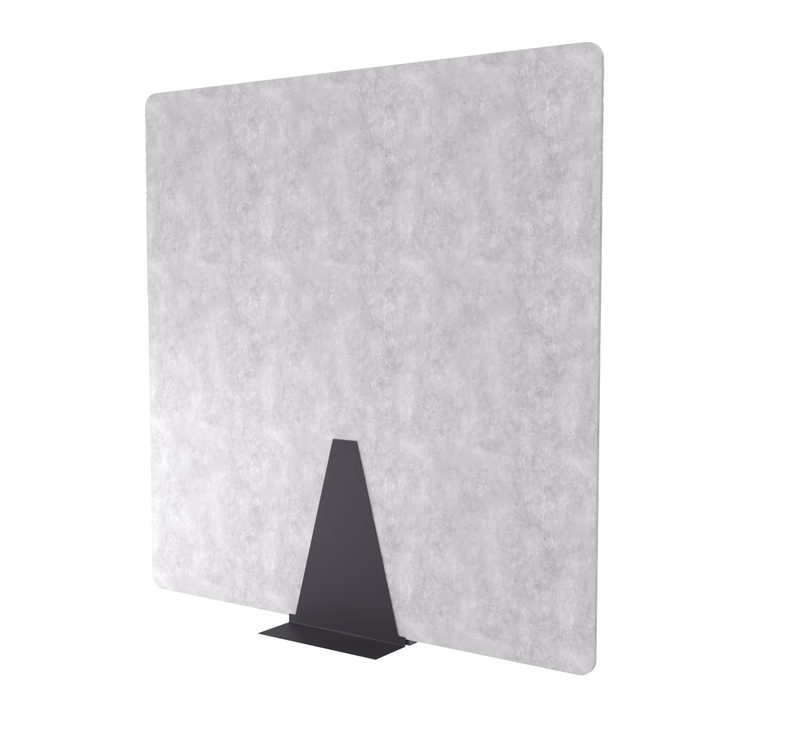 Summit Divide Floor Standing Screen -1740mm