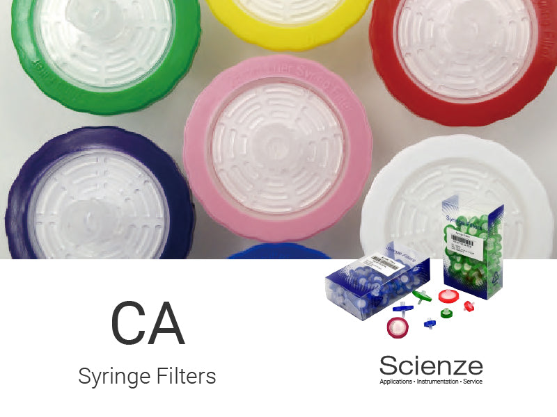 Cellulose Acetate (CA) Syringe Filters