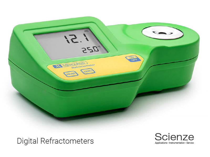 Digital Invert Sugar Refractometer