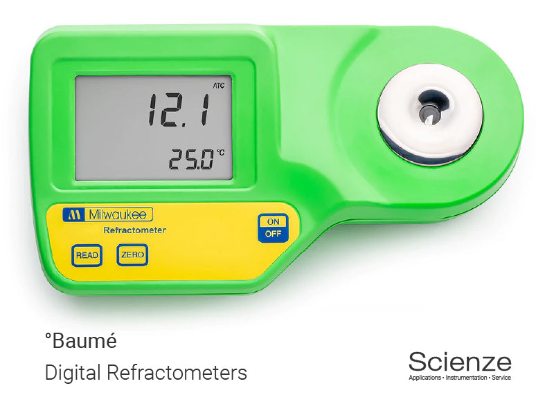 °Baumé Digital Refractometer
