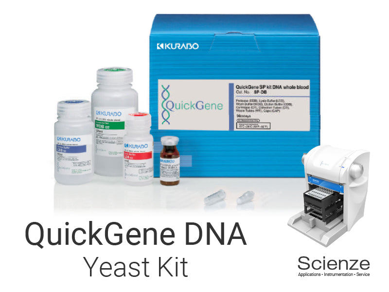 QuickGene DNA Yeast Kit