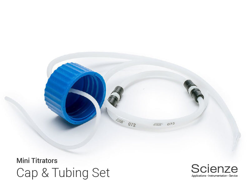 Mini Titrator Cap & Tubing Set