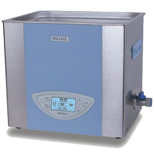 SK7200LHC Dual Frequency 15 Litre Ultrasonic Cleaner