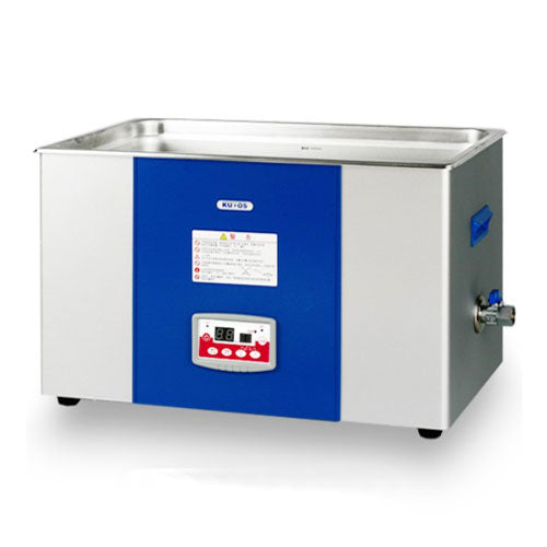 SK8200GT Low Frequency 22.5 Litre Ultrasonic Cleaner with Degas and Heater