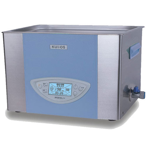 SK8200LHC Dual Frequency 22.5 Litre Ultrasonic Cleaner