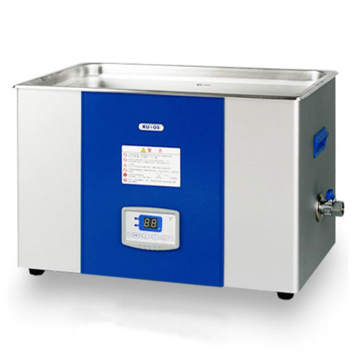 SK8300G Low Frequency 30 Litre Ultrasonic Cleaner with Degas