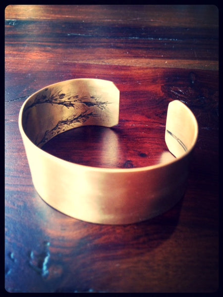 Custom cuff for Barbara