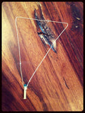 Bullet Necklace .22