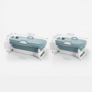 Baby Products Folding Adult Kids Bath tub with Lid