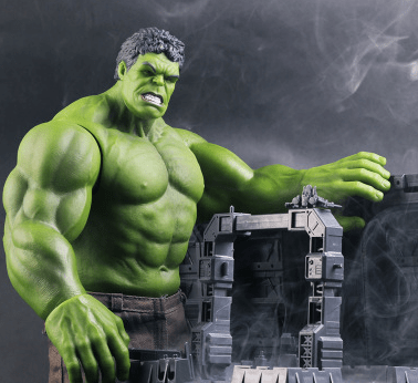 42cm Avengers Incredible Monster Size Hulk Action Figure