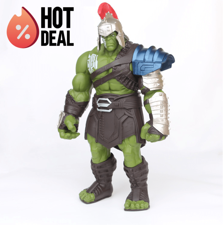 huge hulk action figure marvel avengers - EssentialsOnEarth