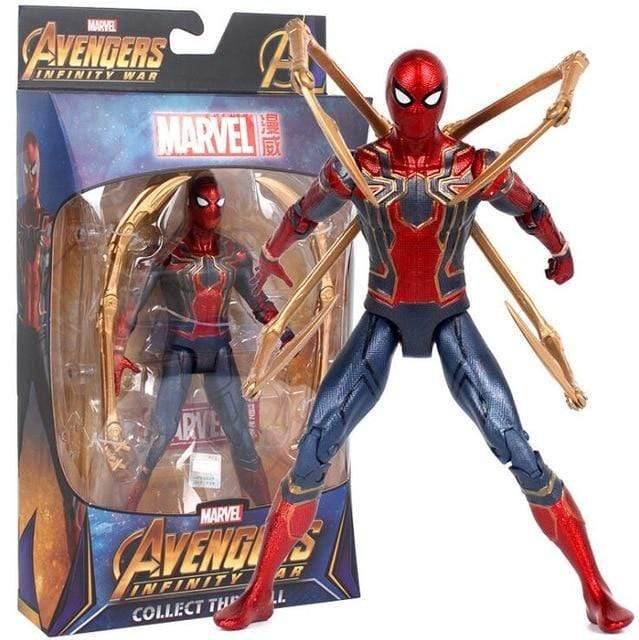 Marvel Hero Gwen Stacy Spider-man Far From Home Homecoming Action Figures Spiderman Venom Spider man Figurine PVC Toy Model