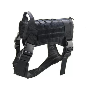 Tactical Dog Vest Breathable Military Dog Clothes - EssentialsOnEarth