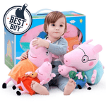 Peppa Pig stuffed Plush Family Party Toys - EssentialsOnEarth