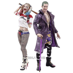 toys Suicide Squad Joker and Harley Quinn Action Figure