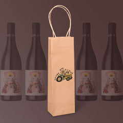 wine bags with logo