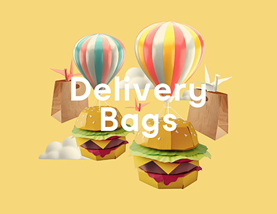 Cup & Carry Delivery Bags