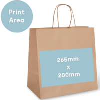 Oober Carry Bag - Custom Print