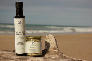 Organic Hemp Seed Oil 250ml & 500ml