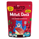 Millet Dosa Mix: Supergrains + Beetroot