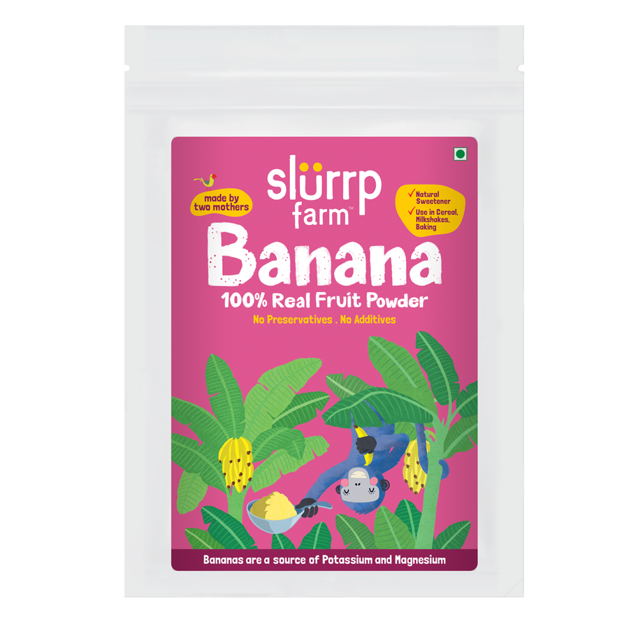 100% Natural Banana Powder (Sugar Substitute)