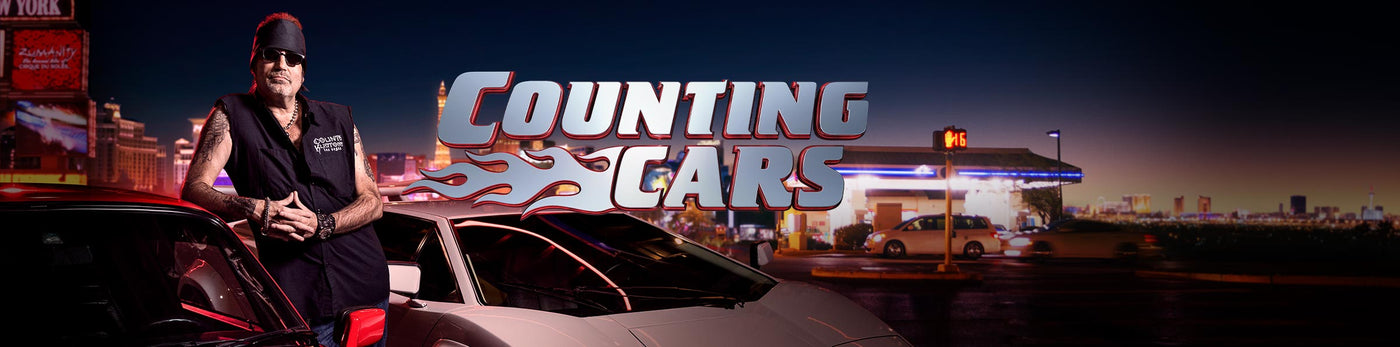 Counting Cars History Store