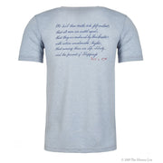 We Hold These Truths July 4, 1776 T-Shirt