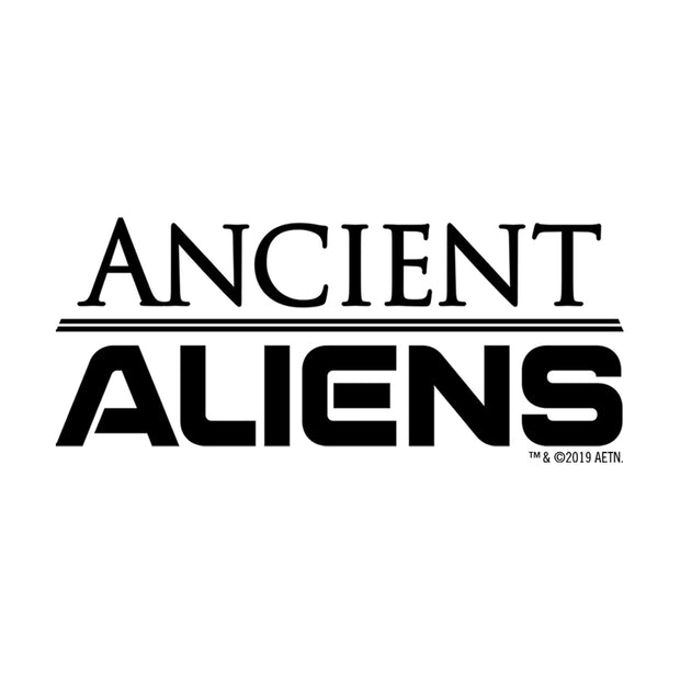 Ancient Aliens Logo Women's Flowy Tank Top