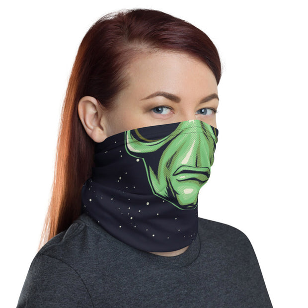 Ancient Aliens Alien Washable Face Cover