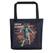 Ancient Aliens Astronaut Premium Tote Bag