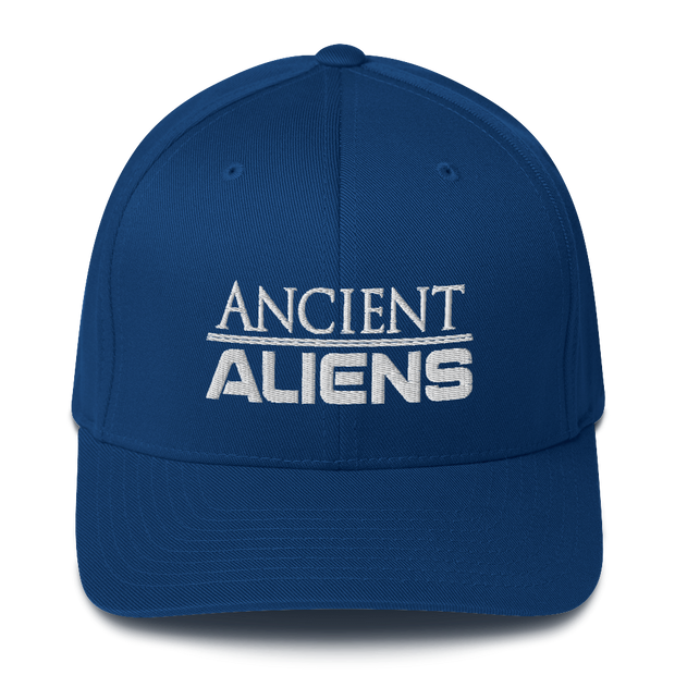 Ancient Aliens Logo Embroidered Hat
