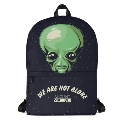 Ancient Aliens  We are Not Alone Premium Backpack