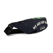 Ancient Aliens We are Not Alone Premium Fanny Pack