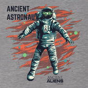 Ancient Aliens Astronaut Women's Relaxed Scoop Neck T-Shirt
