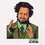 Ancient Aliens Giorgio Men's Short Sleeve T-Shirt