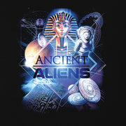 Ancient Aliens History of Man Hooded Sweatshirt