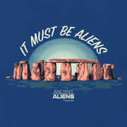 Ancient Aliens It Must Be Aliens Women's Relaxed Scoop Neck T-Shirt