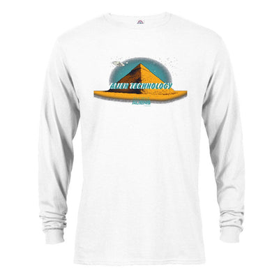 Ancient Aliens Alien Technology Long Sleeve T-Shirt