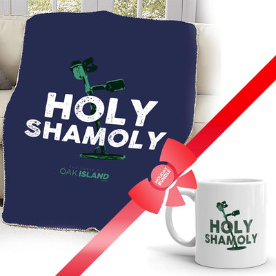 The Curse of Oak Island Holy Shamoly Gift Wrapped Bundle