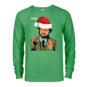 Ancient Aliens Giorgio Holiday Lightweight Crewneck Sweatshirt