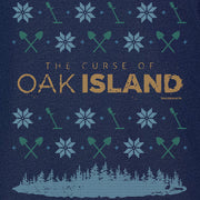 The Curse of Oak Island Holiday Lightweight Crew Neck Sweatshirt