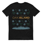The Curse of Oak Island Holiday Short Sleeve T-Shirt