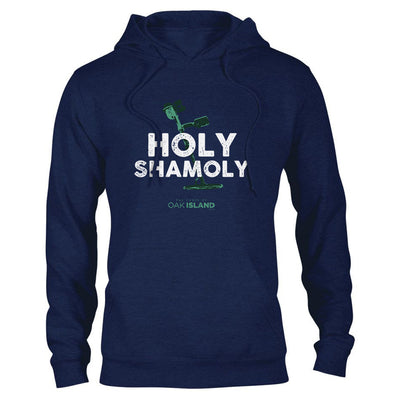 The Curse of Oak Island Holy Shamoly  Hooded Sweatshirt