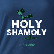 The Curse of Oak Island Holy Shamoly Women's Relaxed Scoop Neck T-Shirt