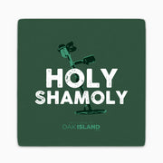 The Curse of Oak Island Holy Shamoly Coasters - Set of 4