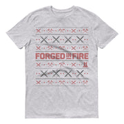 Forged in Fire Holiday Short Sleeve T-Shirt