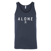 Alone Logo Adult Tank Top